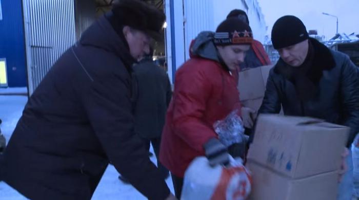 49 гуманитарный конвой: коммунисты Подмосковья и дальше будут помогать братскому народу Украины
