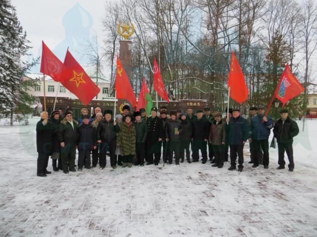 В день Красной Армии вспомнили славные победы