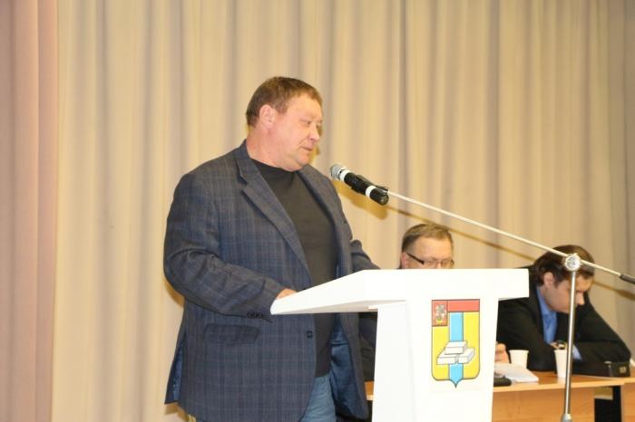 Олег Сударев об актуальном для домодедовцев