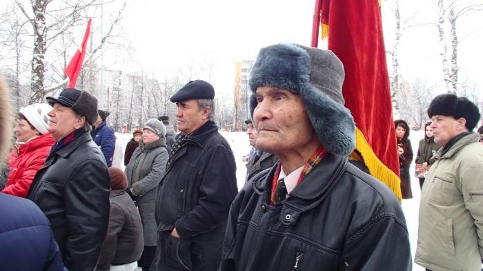 На митинге в Серпухове выступили за отставку либерального правительства