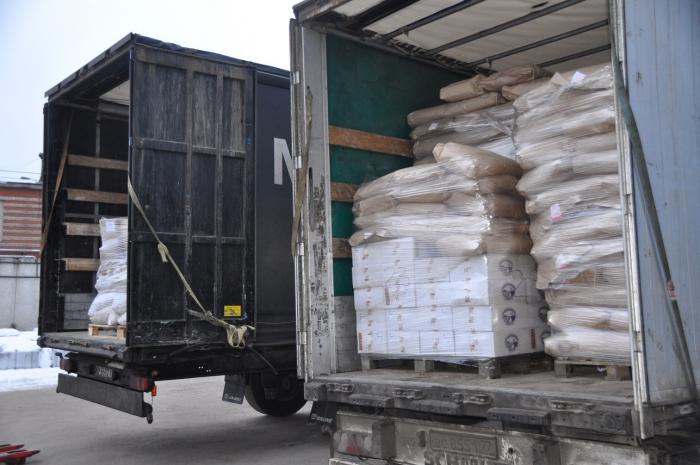 Коммунисты отправили юбилейный 50-ый гуманитарный конвой в Новороссию