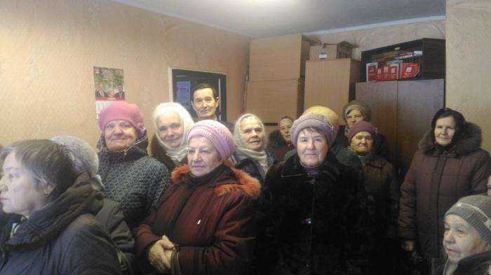 Рабочие выходные коммунистов Сергиево-Посадского района