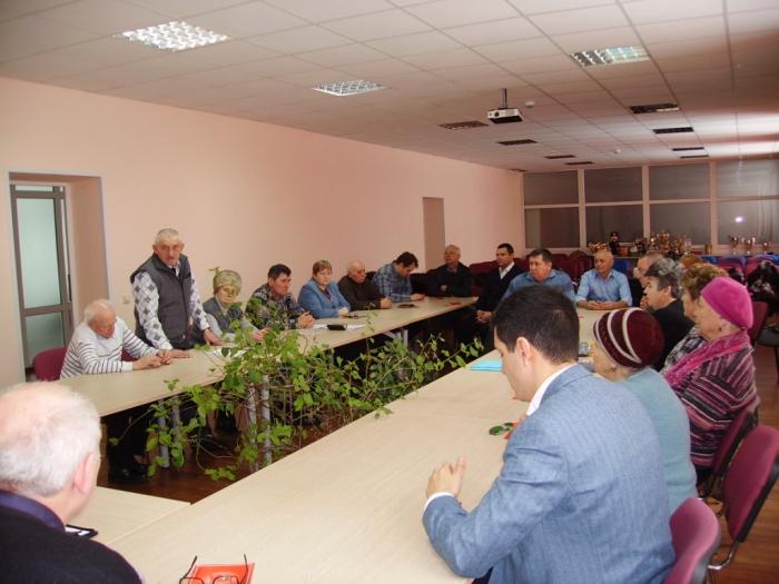 Состоялась 27-я отчётно-выборная Конференция электрогорских коммунистов