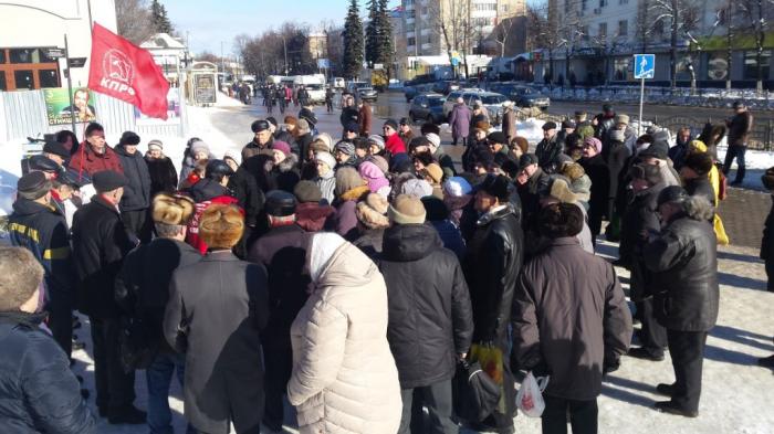 В День Защитника Отечества Сергиев Посад защищал свои права