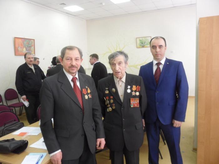 Навстречу 100-летию Великого октября!