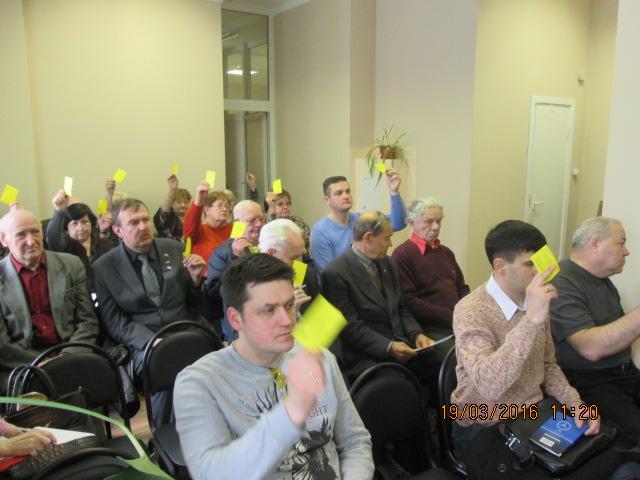 Состоялась XXI отчетно-выборная конференция Щелковского районного отделения КПРФ
