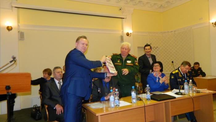 Сергиев Посад.  Настоящие защитники Отечества и народ