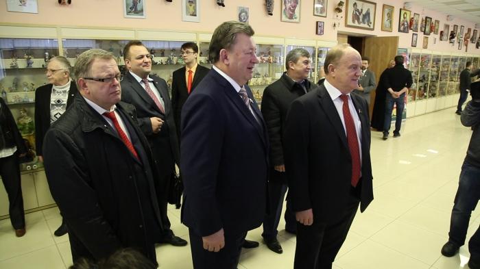Выход России из кризиса – антикризисная программа КПРФ