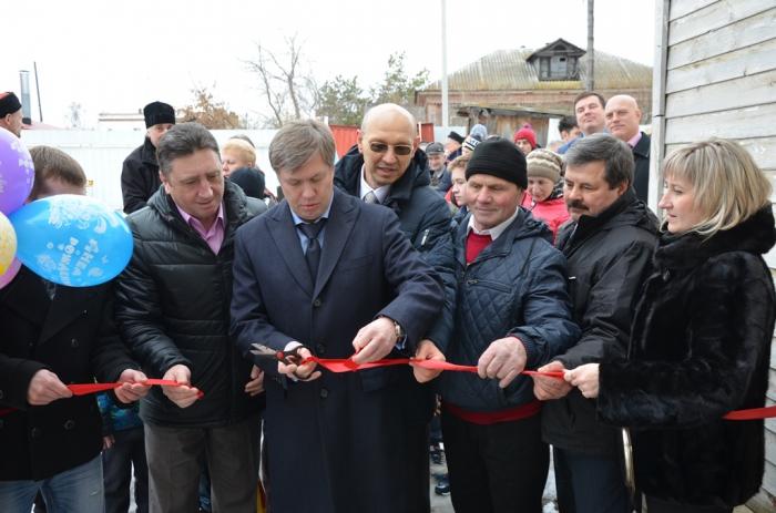 При поддержке Алексея Русских в Белоомуте открылся спортивно-православный клуб имени Александра Пересвета