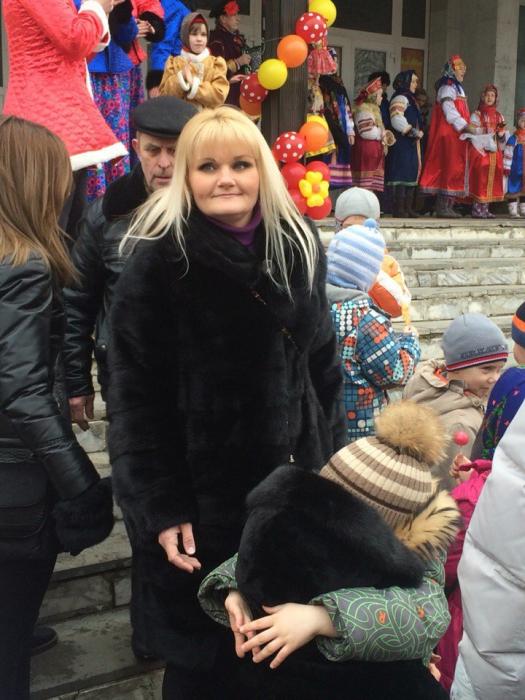 В Щелковском районе проводили зиму