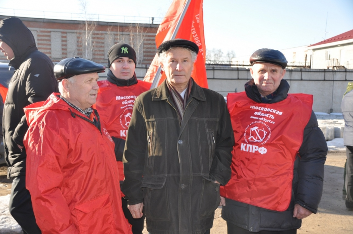 Коммунисты отправили 52-ой гуманитарный конвой в Новороссию