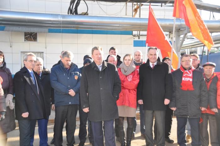 52-й гуманитарный конвой от КПРФ в Новороссию