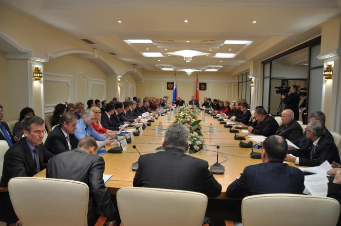 Состоялся Координационный совет депутатов-коммунистов Московской области