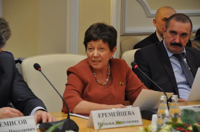 Наталья Еремейцева: Об итогах проведения программы капитального ремонта многоквартирных домов на территории Московской области в 2015 году