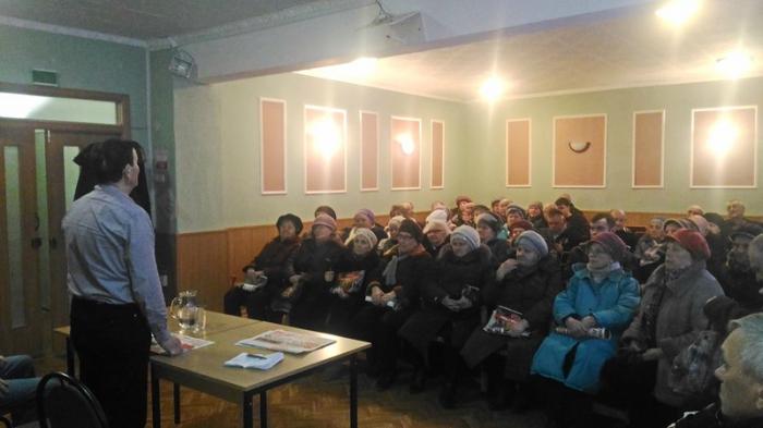 Сергиево-Посадский район. Рабочие будни начинаются в воскресенье…