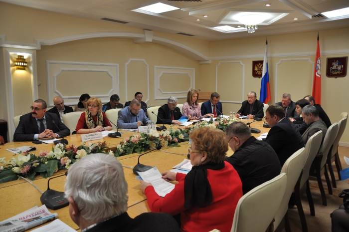 Координационный Совет в Московской областной Думе 23. 03. 2016