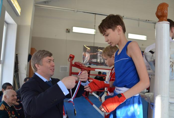 В Коломне прошел боксерский турнир на призы депутата Госдумы А.Ю. Русских
