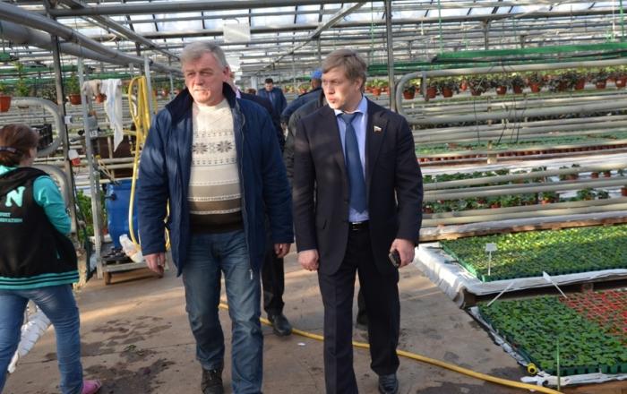 Алексей РУССКИХ в Егорьевске: «Дешевые и доступные кредиты подтолкнут экономику к росту»