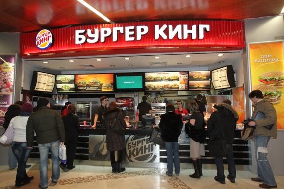 Александр Наумов прокомментировал телеканалу 360 скандальную рекламу Burger King