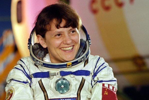 Светлана Савицкая об ответственности в небе и на земле