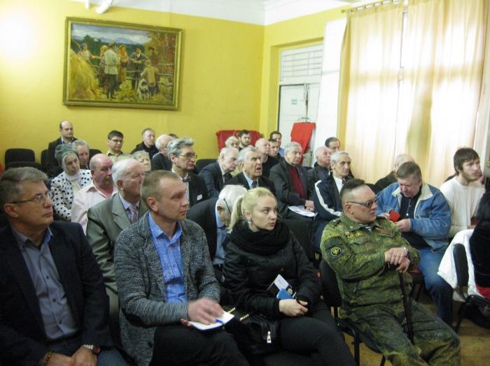 Люберецкие коммунисты наметили новые рубежи партийной работы