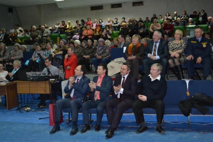Виталий Фёдоров принял участие в слушаниях отчета главы городского поселения Талдом за 2015