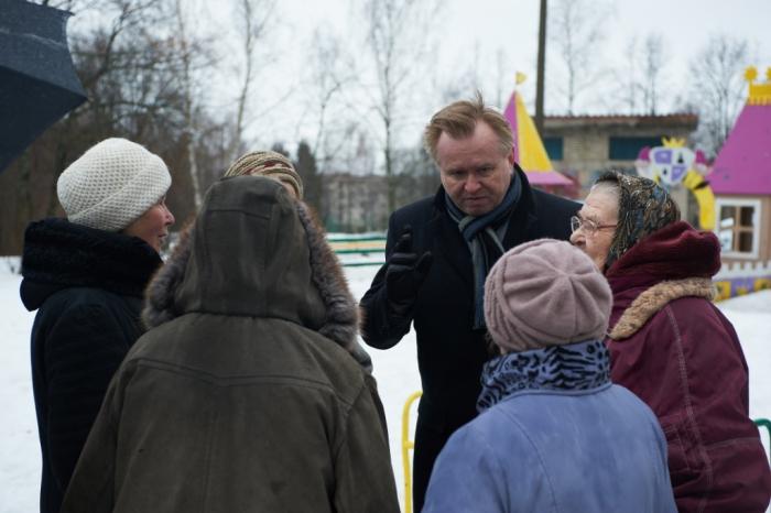 Александр Голуб: «Отстоим интересы жителей Пересвета!»