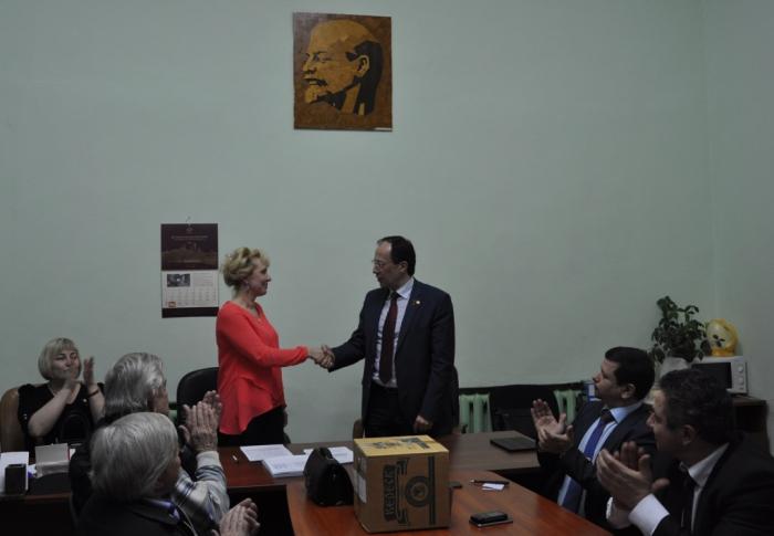 В Талдоме прошла отчетно-выборная конференция райкома КПРФ