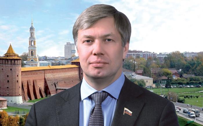 8 апреля в редакции коломенской газеты «Ять» пройдет «прямая линия» с депутатом Госдумы А. Ю. РУССКИХ