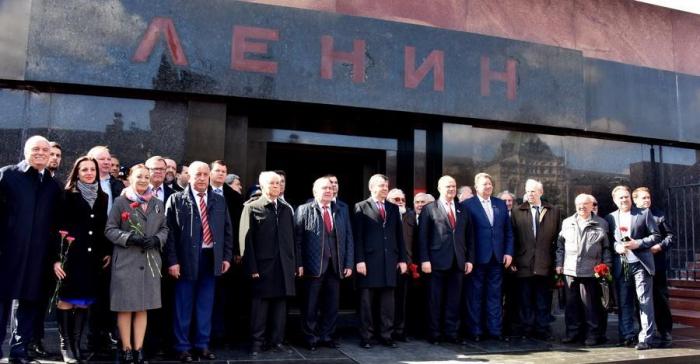 Г.А. Зюганов: Мы были первыми не только в космосе