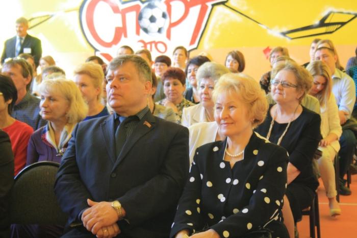 Павлово-Посадский район: Кузнецовской средней школе исполнилось 30 лет
