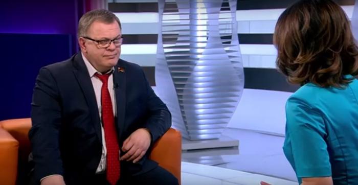 Александр Наумов принял участие в программе Интервью на Телеканале 360
