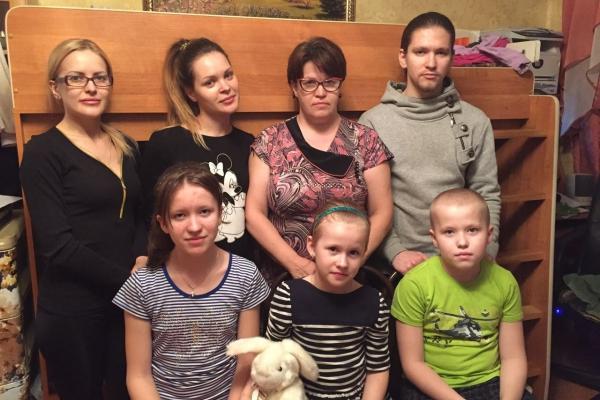 Матери-одиночке и ее шестерым детям отказано в жилье
