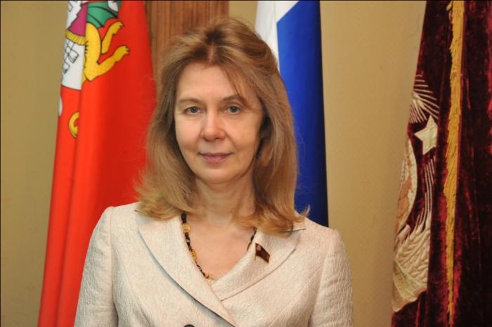 Светлана Зинина отчиталась о работе с наказами избирателей