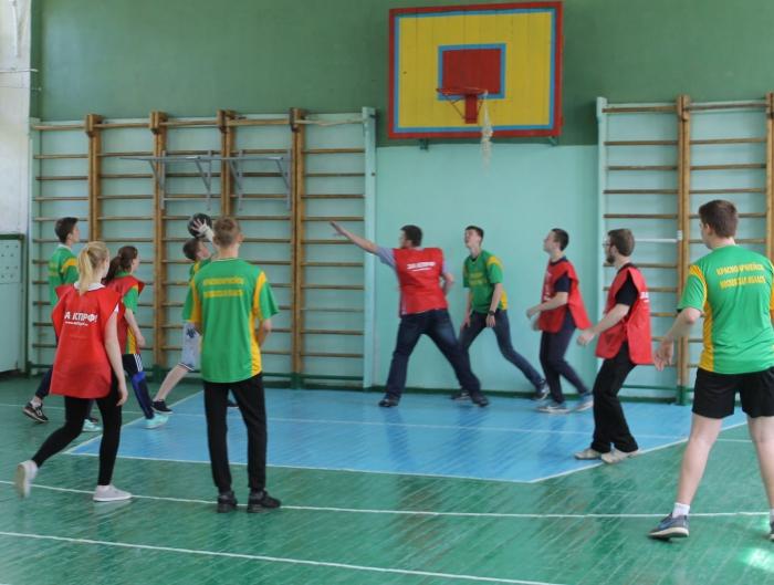 «Матч Победы» в Красноармейске