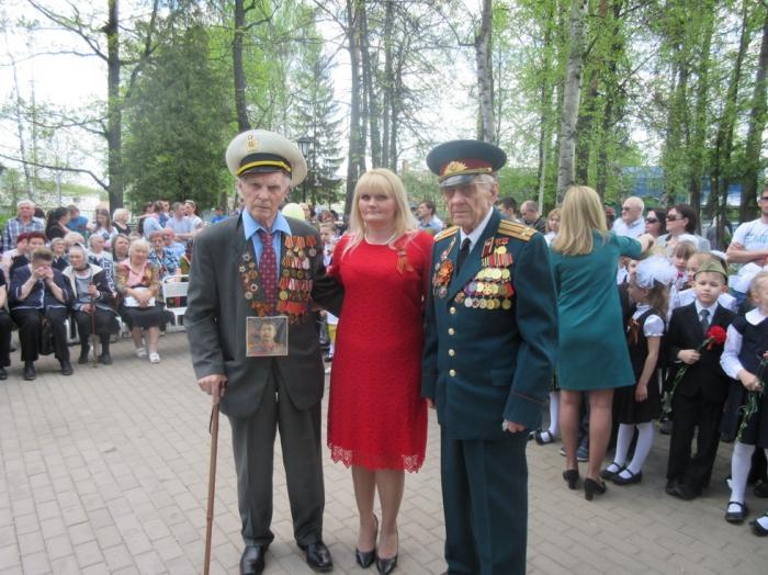 День Победы в Балашихе