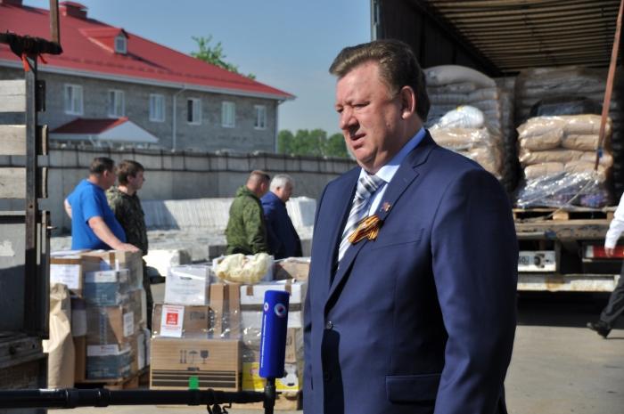 Владимир Кашин: «Победа будет за добром и правдой!»