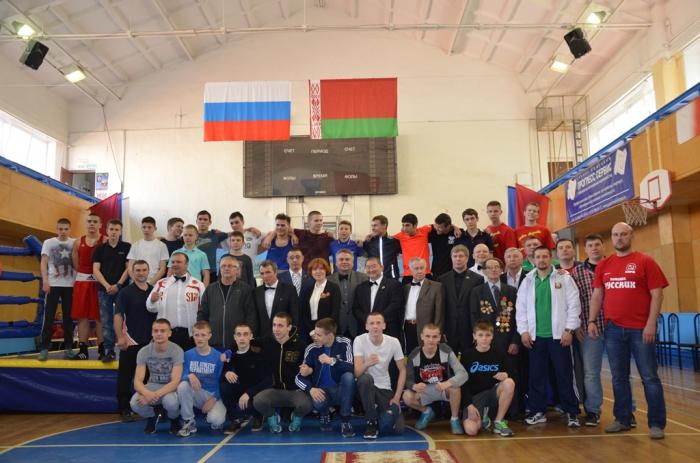 В Коломне прошел турнир Кубок вызова «Бокс за мир»