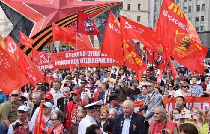 9 мая – день Великой Победы! Слава Советскому народу-победителю!