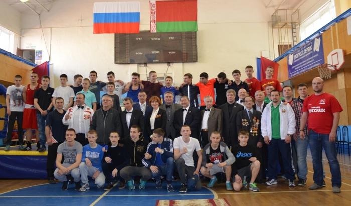 Бокс за мир В Подмосковье при поддержке КПРФ прошли боксерские турниры