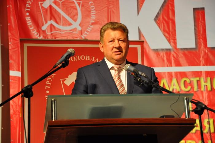 Владимир Кашин: Областная организация способна решать самые серьезные вопросы