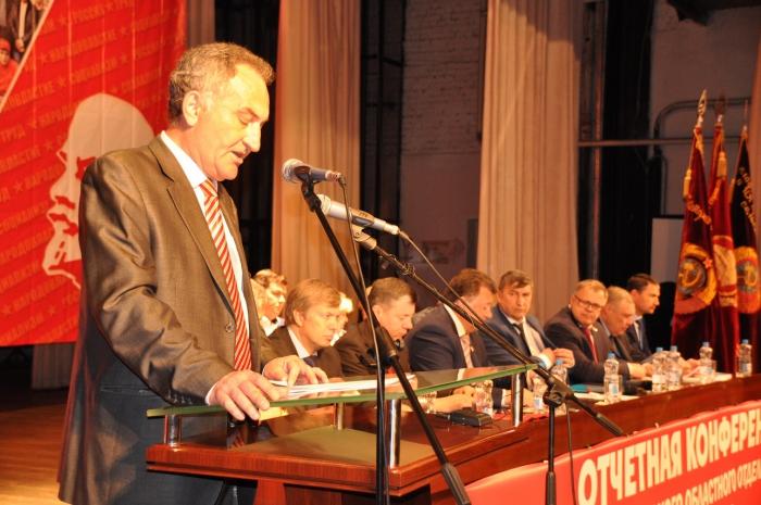 Николай Васильев: «Наша цель – предложить людям альтернативу либеральному словоблудию»