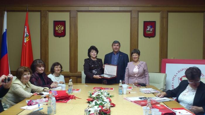 Всероссийский женский союз – верный союзник КПРФ