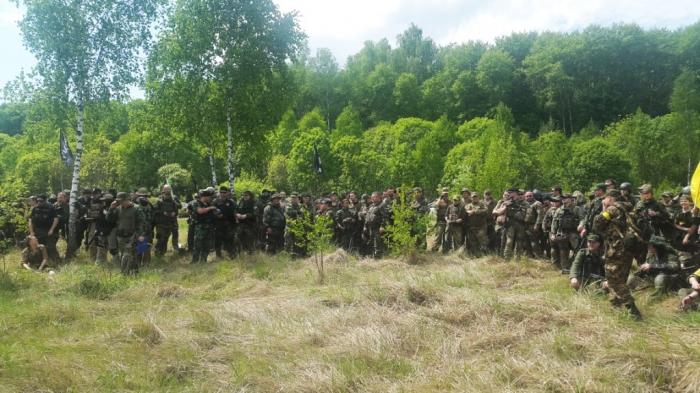«Русский лад» совместно с организацией «Федерация страйкбола» провели большие военные игры