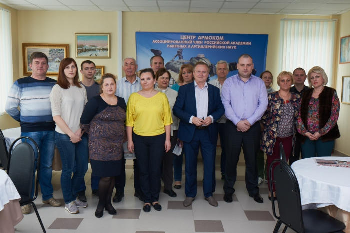 Коммунисты Сергиево-Посадского района активно проводят встречи с жителями района