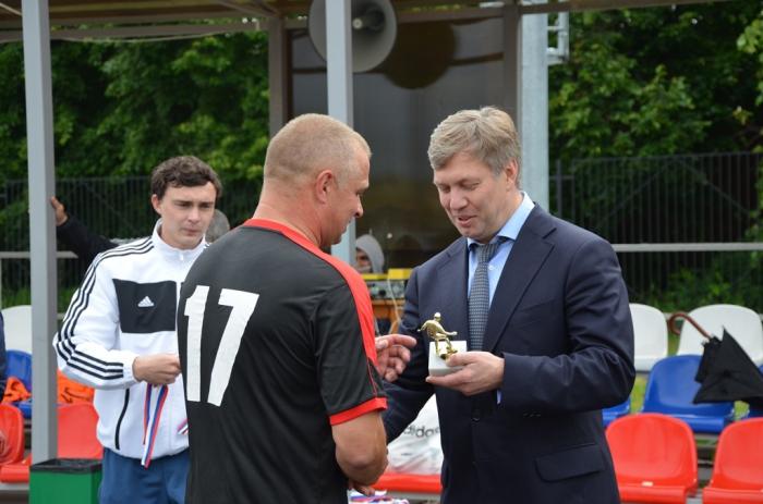 «Спорт  формирует характер». Алексей Русских  посетил спортивные мероприятия в Зарайске и Коломенском районе