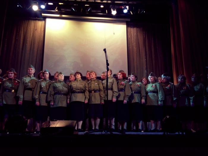 День памяти и скорби в г. Пушкино