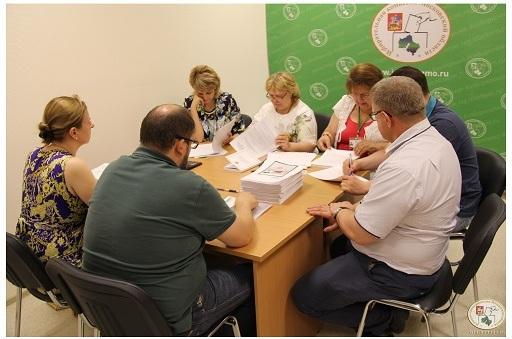 Партия «КПРФ» подала в Мособлизбирком список кандидатов на выборы
