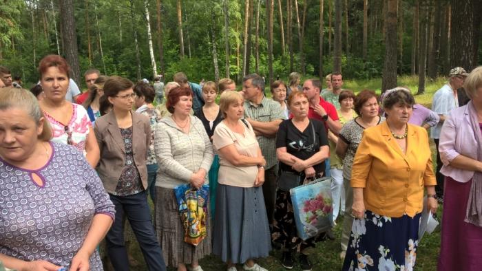 Сохранить лес в Красково!