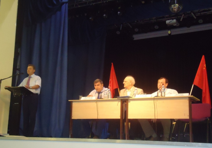 Встреча с кандидатами в депутаты в Рузском районе